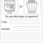 1 Writing Worksheets First Grade Activities Printable