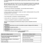 English Esl Writing An Opinion Essay Worksheets   Most