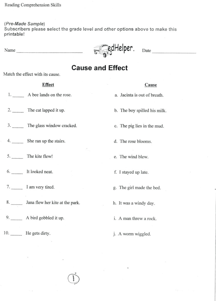 Expressive Aphasia Therapy Worksheets Printable And