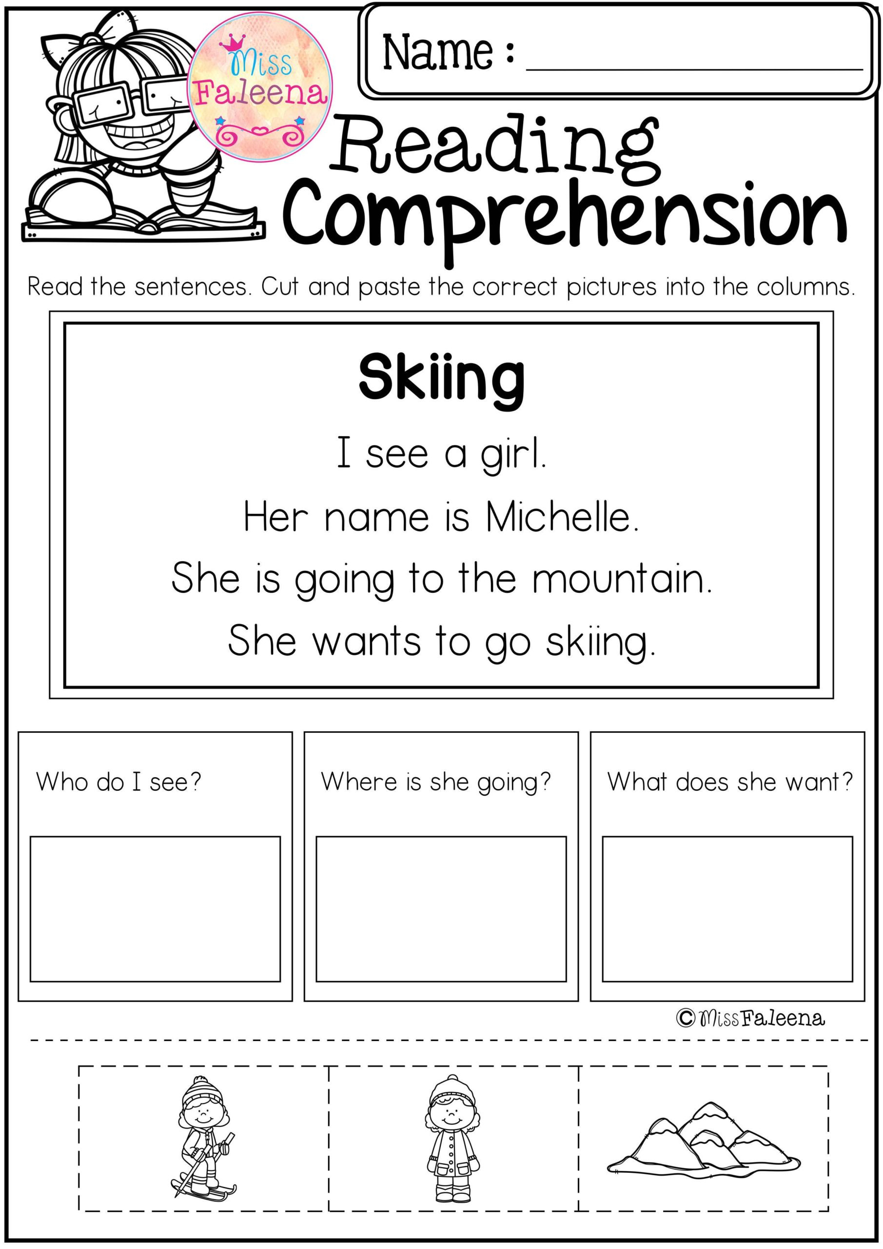 Math Worksheet : Freeheets For Kindergarten Reading And