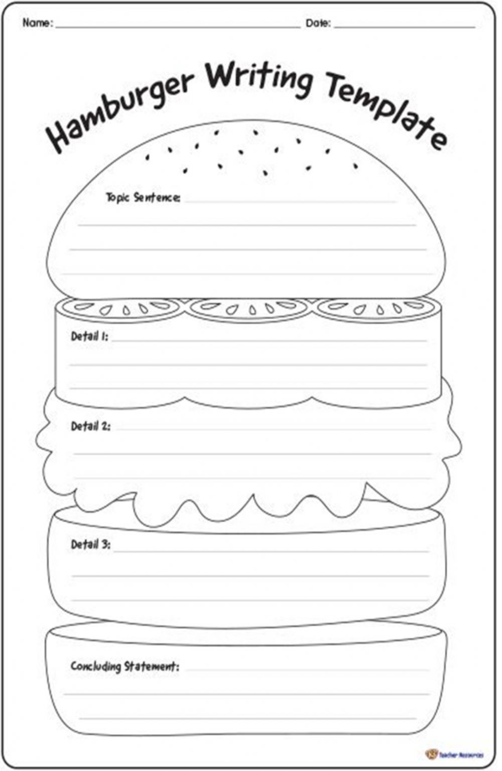 Paragraph Writing Worksheets For Grade 2