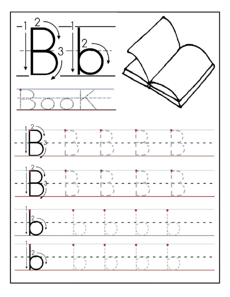 Vpk Alphabet Sheets Letter Tracing   Google Search In 2020