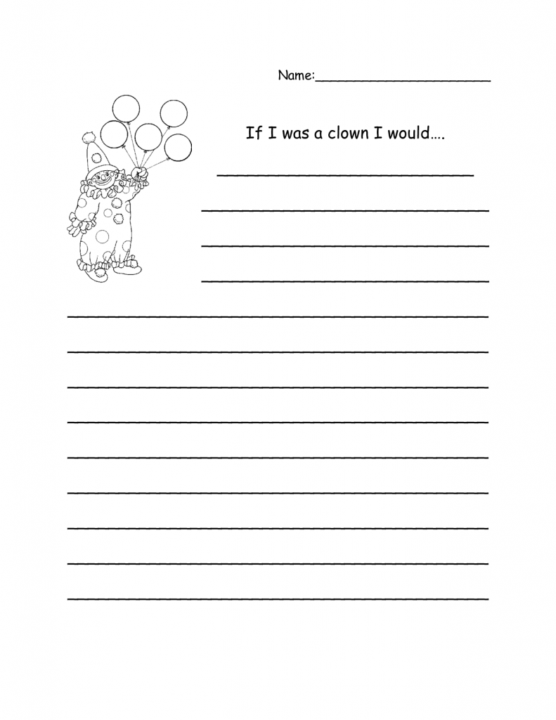 3Rd Grade Writing Worksheets - Best Coloring Pages For Kids