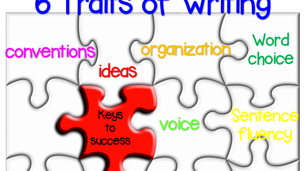 6 Traits Of Writing   Using The Model In The Classroom