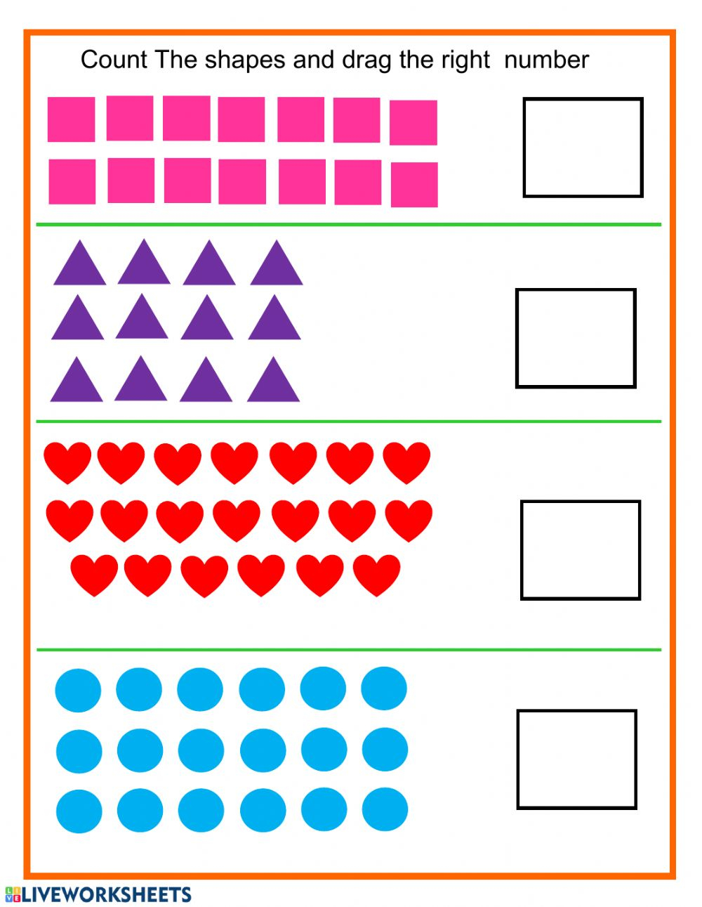 Counting And Writing Numbers 11 20 Worksheets   Writing ...