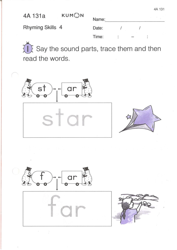 Print Kumon Math Worksheets   Download Them And Try To Solve